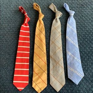 Faconnable Accessories - 4 Façonnable ties - $10 EACH!